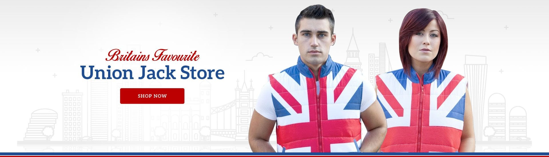 Britain's Favorite Union Jack Store