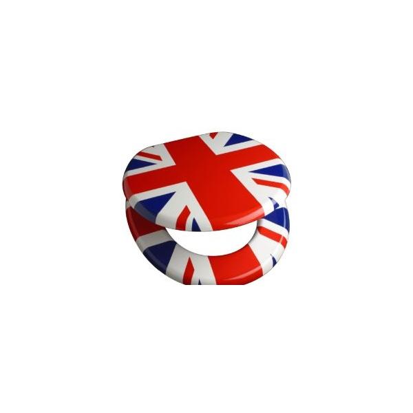 union jack toilet seat. Union Jack Toilet Seat  From Wear UK