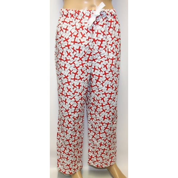 Union jack pajama bottoms