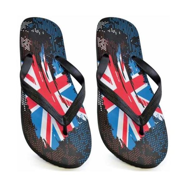 Men's Union Jack Sandrock Flip Flops