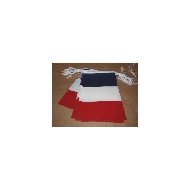 Union Jack Wear French Flag Bunting