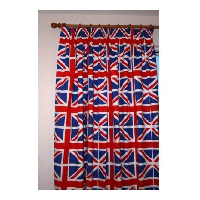 Union Jack Wear Union Jack Curtains - 66