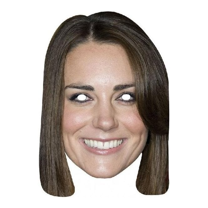 Union Jack Wear Duchess of Cambridge Mask