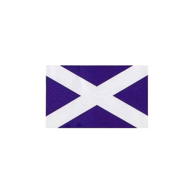 Saltire Flag Sticker Scotland Flag