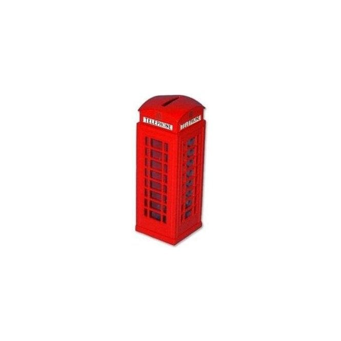 Union Jack Wear Telephone Box Money Box Moneybox