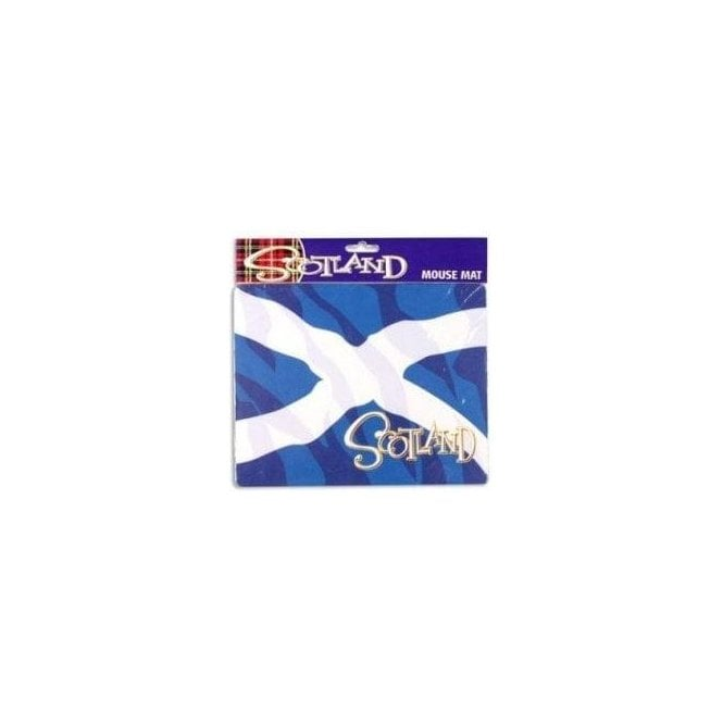 Union Jack Wear St Andrews Scotland Flag Mouse Mat