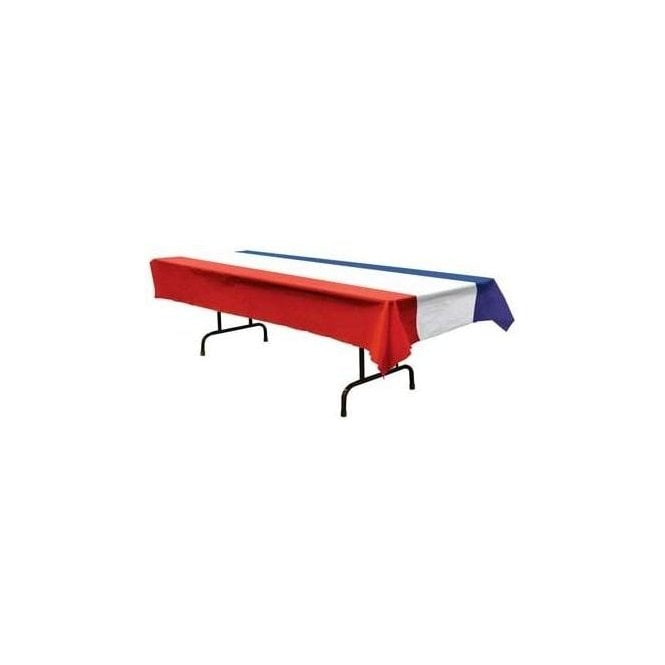 Union Jack Wear Red White and Blue Table Cover