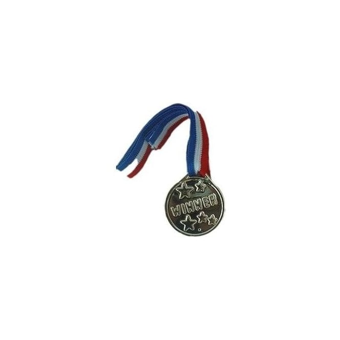 Novelty Union Jack Award Medal