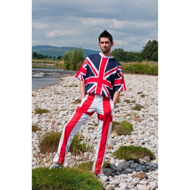 Union Jack Wear St George's Cross England Golf Trousers