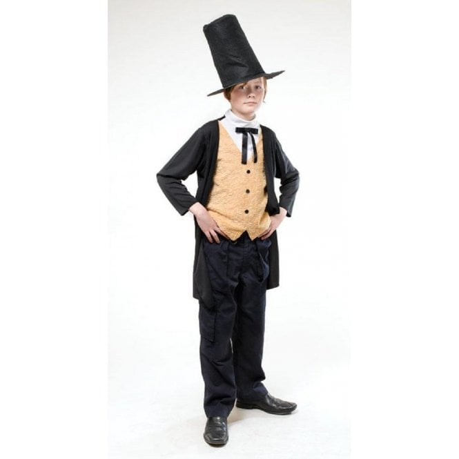 Union Jack Wear Victorian Childs size Costume