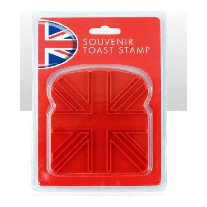 Union Jack Wear Union Jack Vinyl Toast Stamp