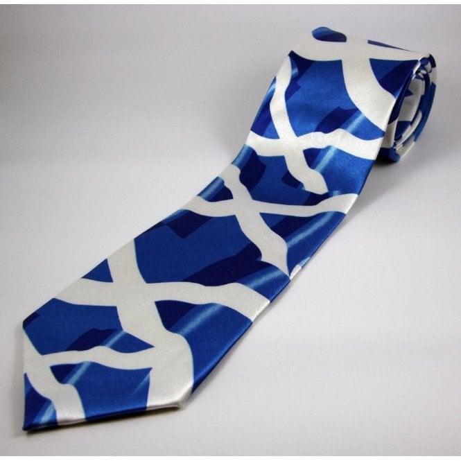 Union Jack Wear Scotland Flag Tie
