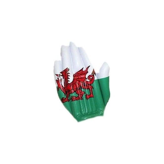 Union Jack Wear Wales Flag Inflatable hand