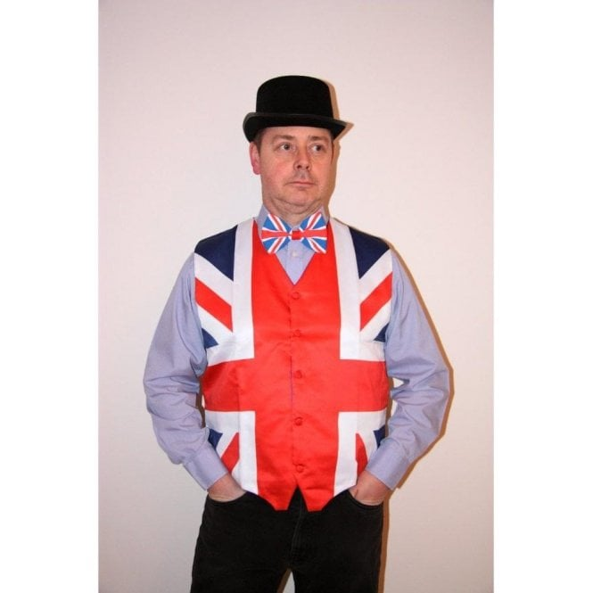 Union Jack Wear John Bull Union Jack Fancy Dress Kit