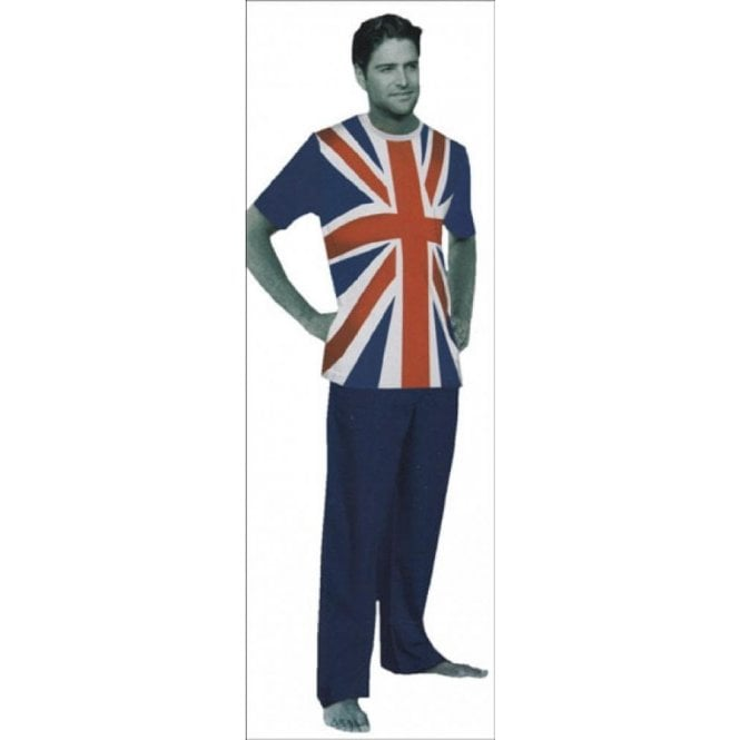 Union Jack Wear Union Jack Pyjamas - Long pants