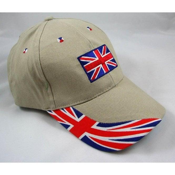 56751b47199 Union Jack Designer Baseball Cap