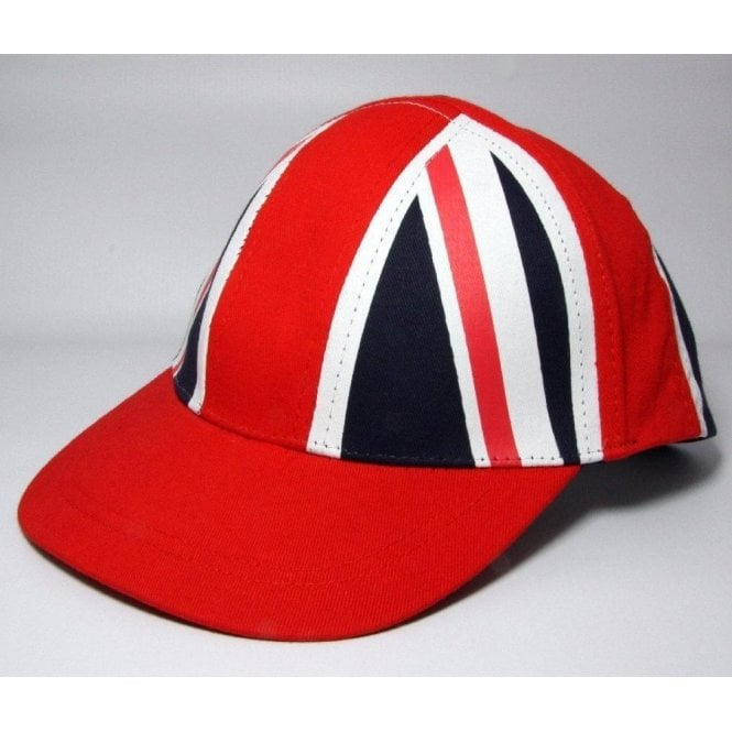 Union Jack Wear Kids Union Jack Baseball Cap