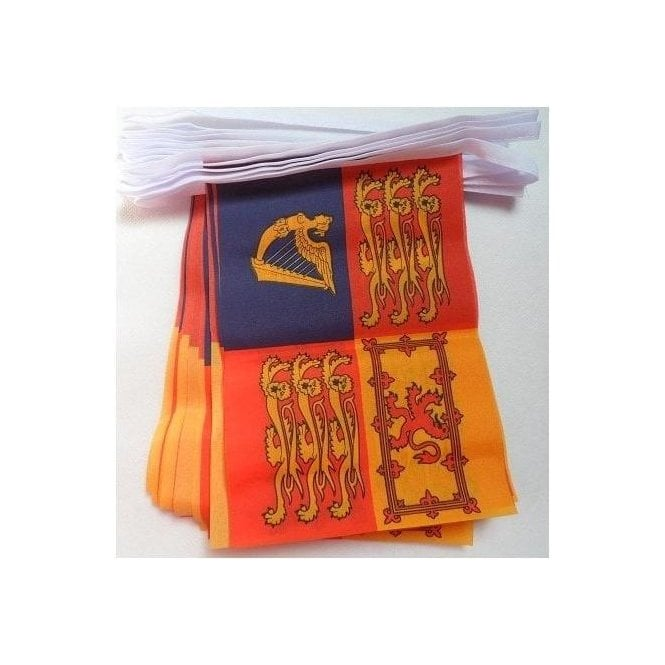 UK Royal Standard Bunting