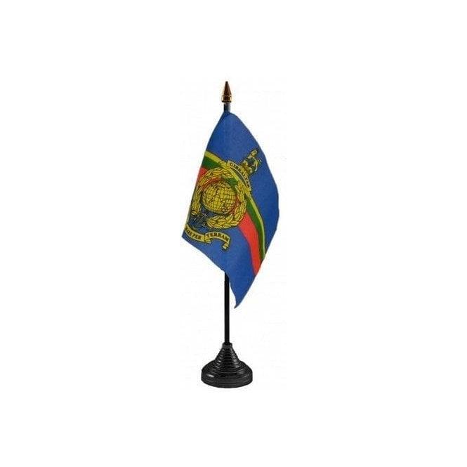 Union Jack Wear Royal Marines Table flag