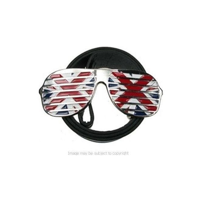 Union Jack Wear Union Jack Sunglasses Belt Buckle