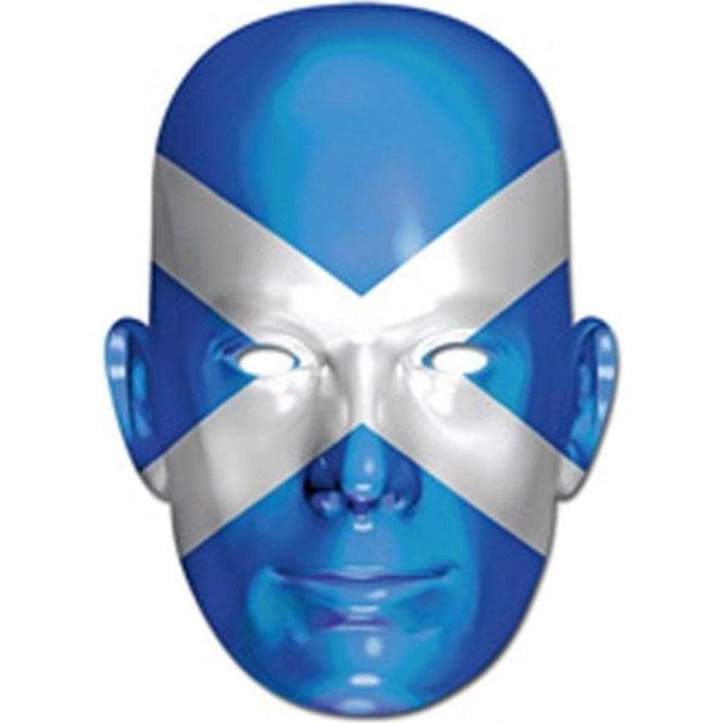 Union Jack Wear Scotland Flag Face Mask