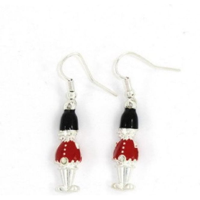 Union Jack Wear London Guard Earrings