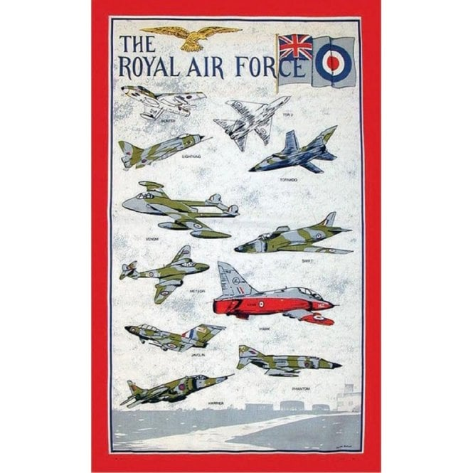 Royal Air Force Tea Towel