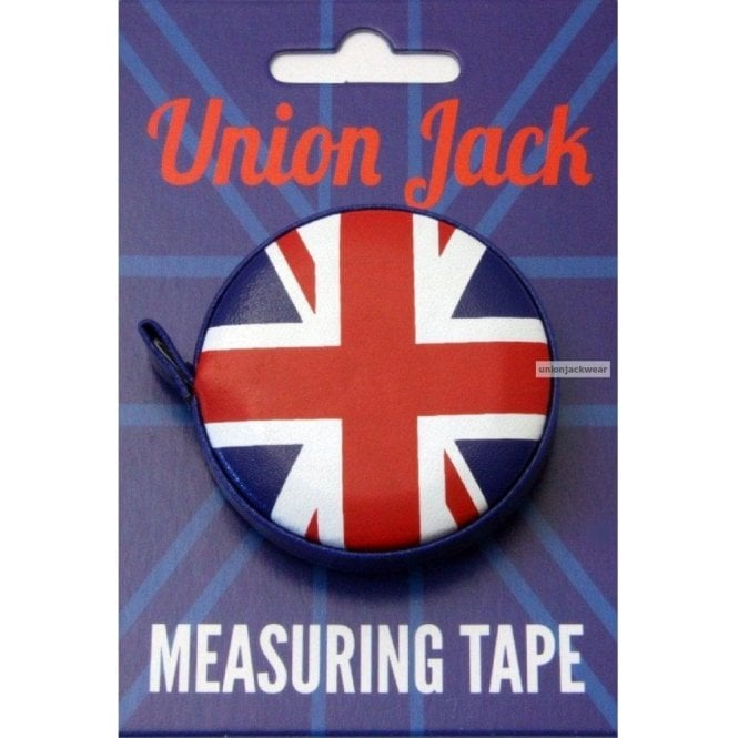 Union Jack Wear Union Jack Measuring Tape