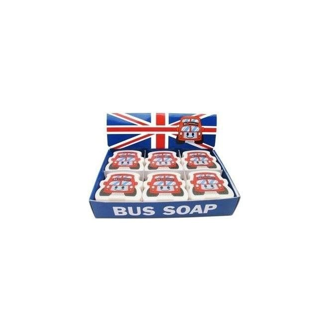 Union Jack Wear London Bus Soap
