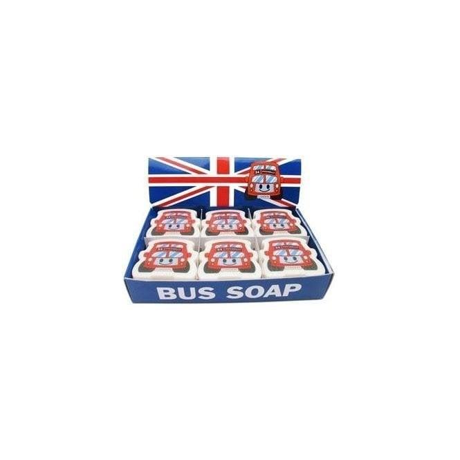 Union Jack Wear London Bus Soap