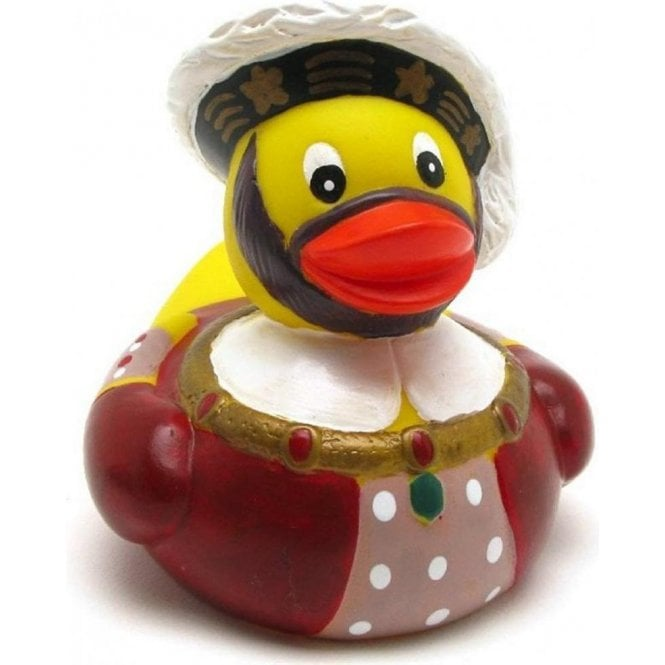Henry VIII Rubber Duck