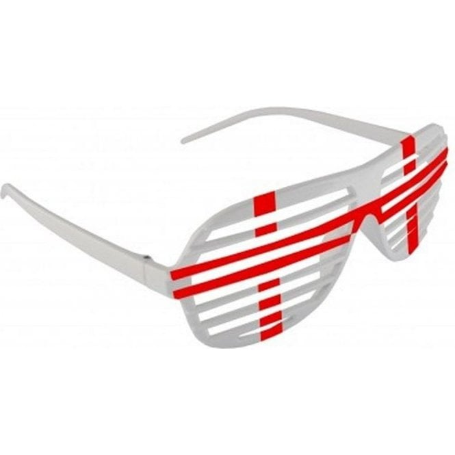 England St George Shutter Glasses