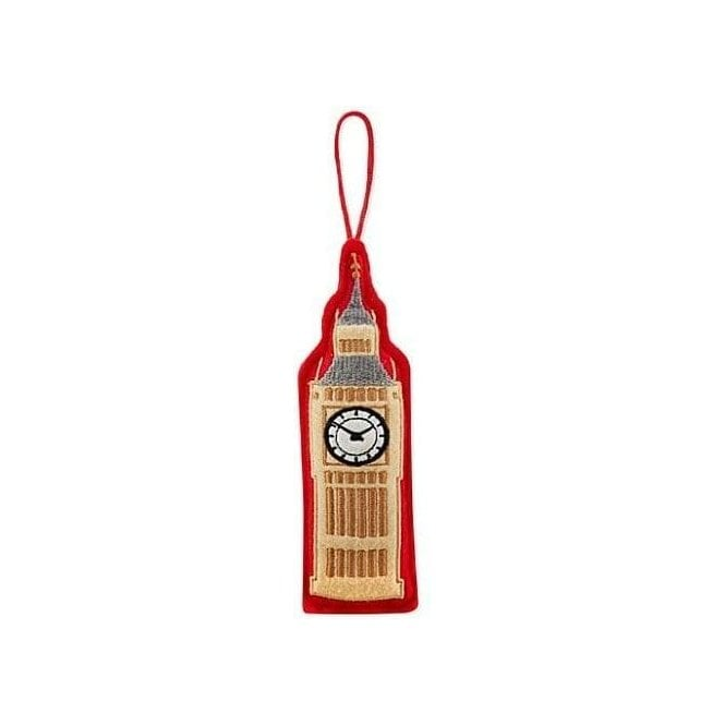 Union Jack Wear Big Ben Christmas Tree Decoration