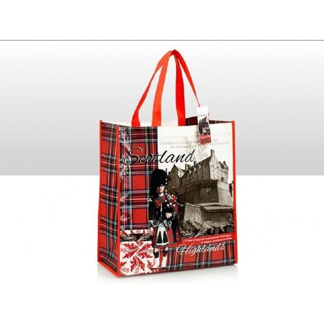 Union Jack Wear Scotland Shopping Bag