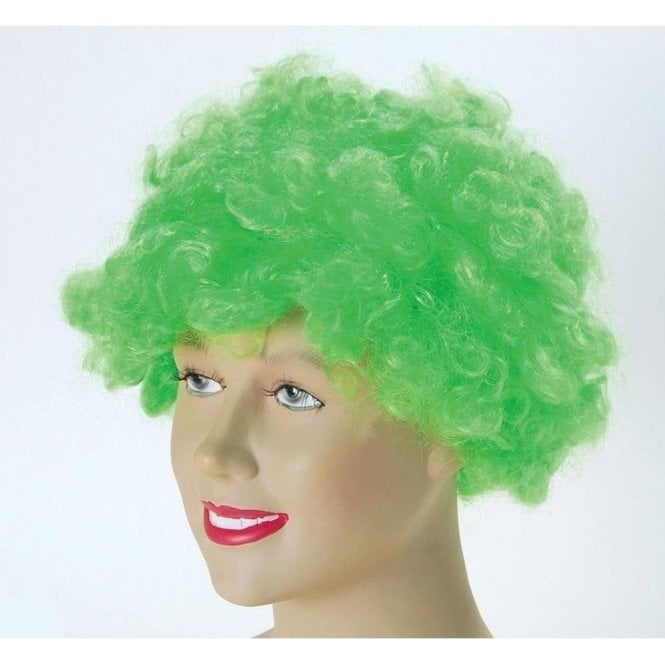 Northern Ireland Green Budget Pop Wig
