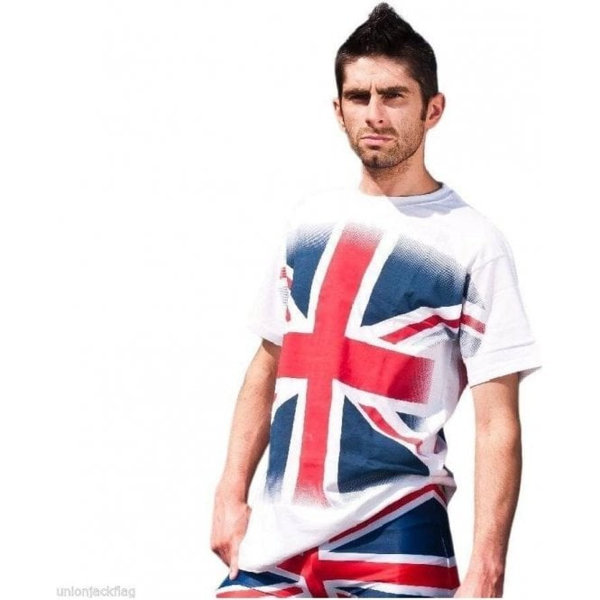 Union Jack Wear Union Jack Designer T shirt