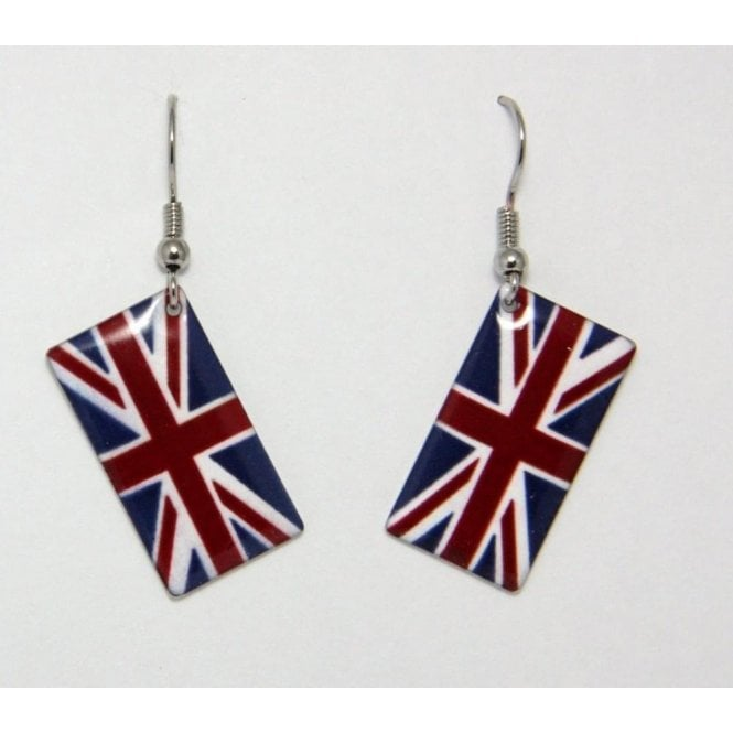 Union Jack Wear Union Jack Earrings