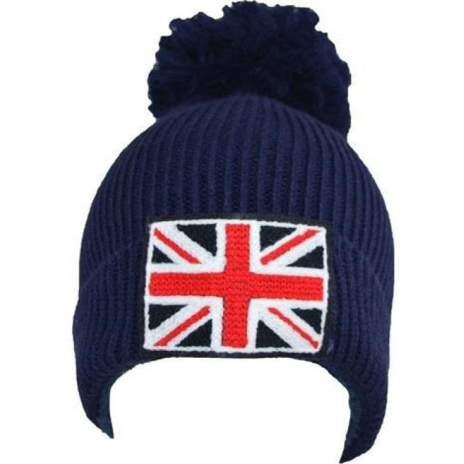 Union Jack New Season Pom Pom