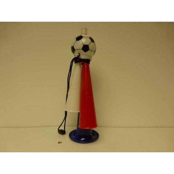 Union Jack Wear Mini red, white & blue neck horn