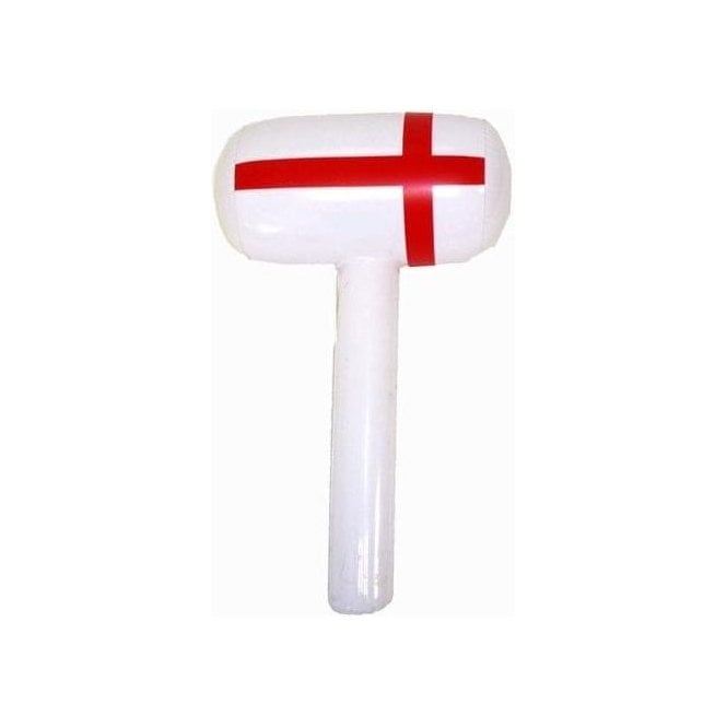 England St George Inflatable Hammer
