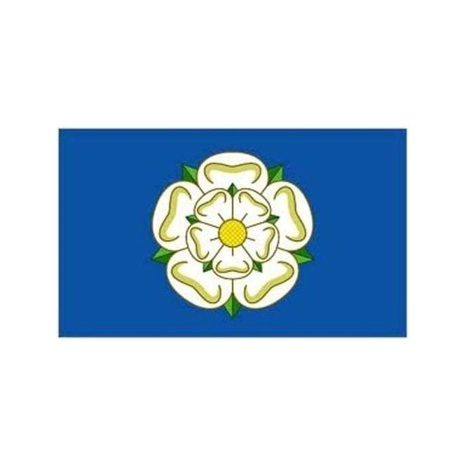Yorkshire Rose flag 5'x3'