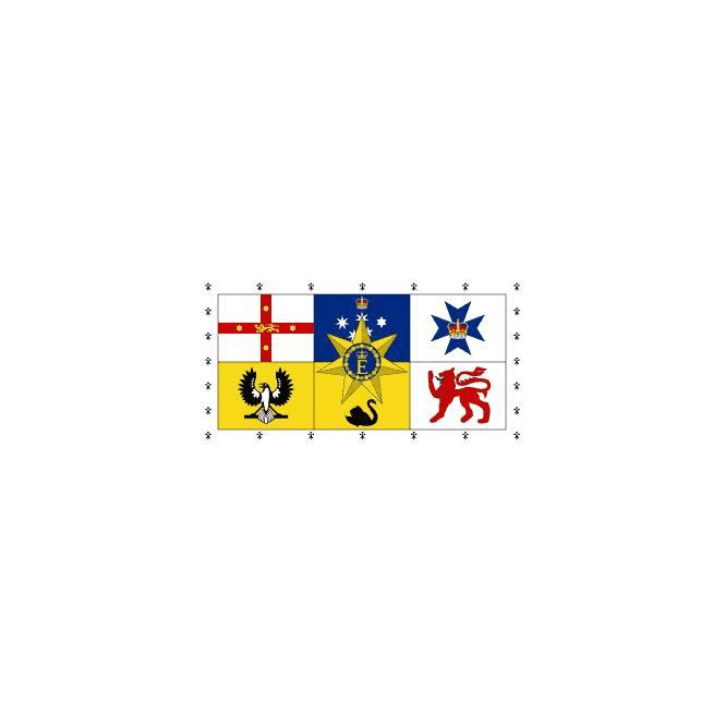Union Jack Wear Australian Royal Flag