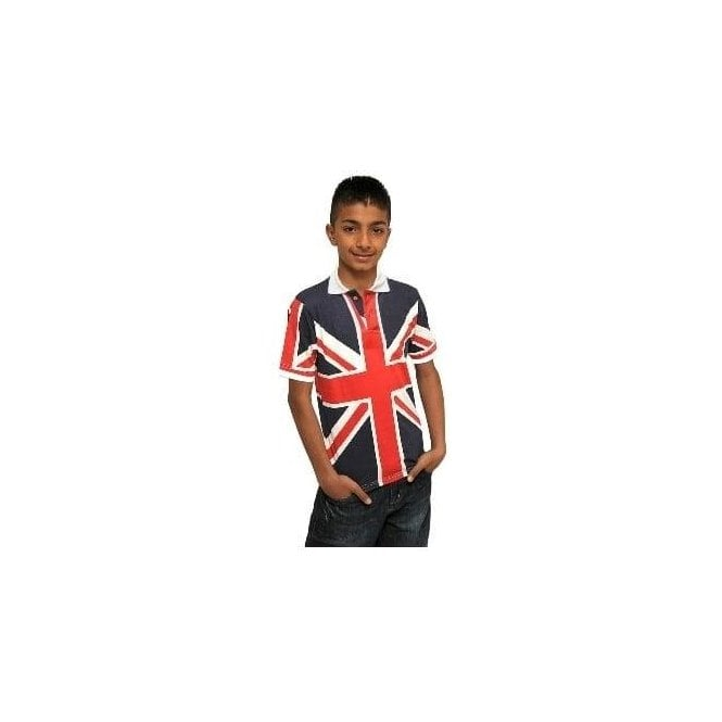 Union Jack Wear Kids Union Jack Polo Shirt