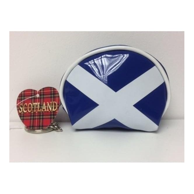 Scotland Flag Coin Purse