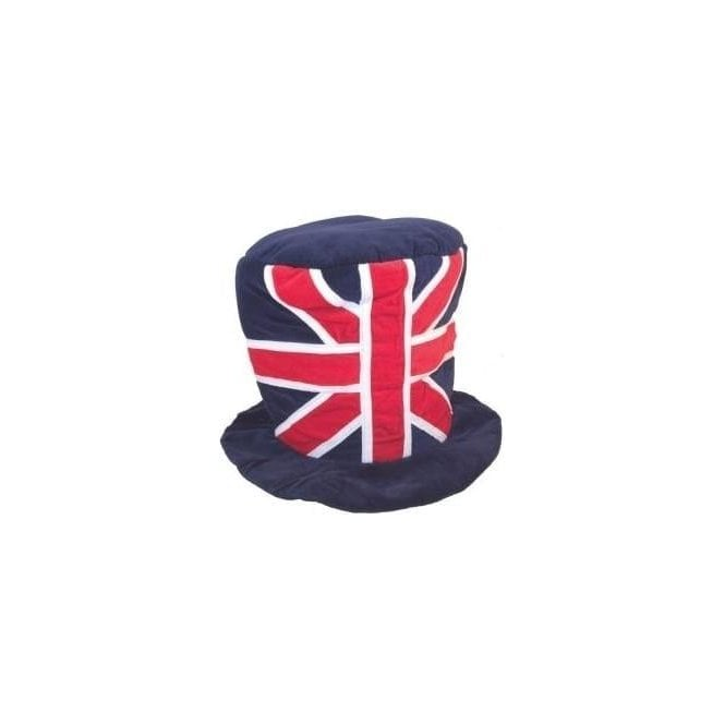 Union Jack Wear Union Jack Topper Hat