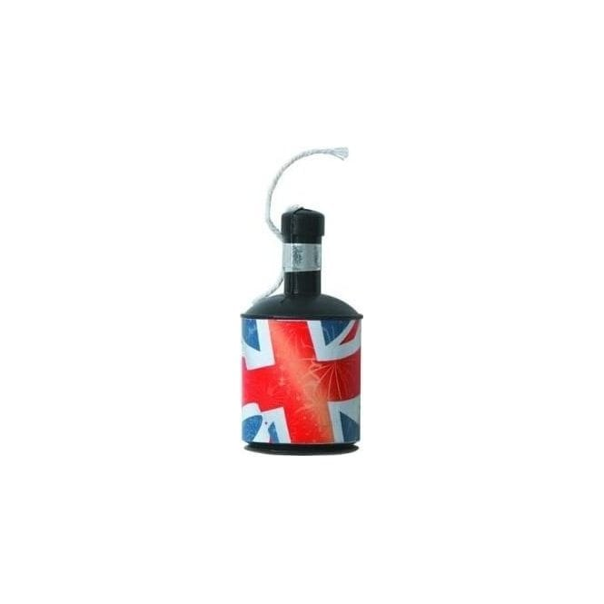 Union Jack Party Poppers 12 Pack