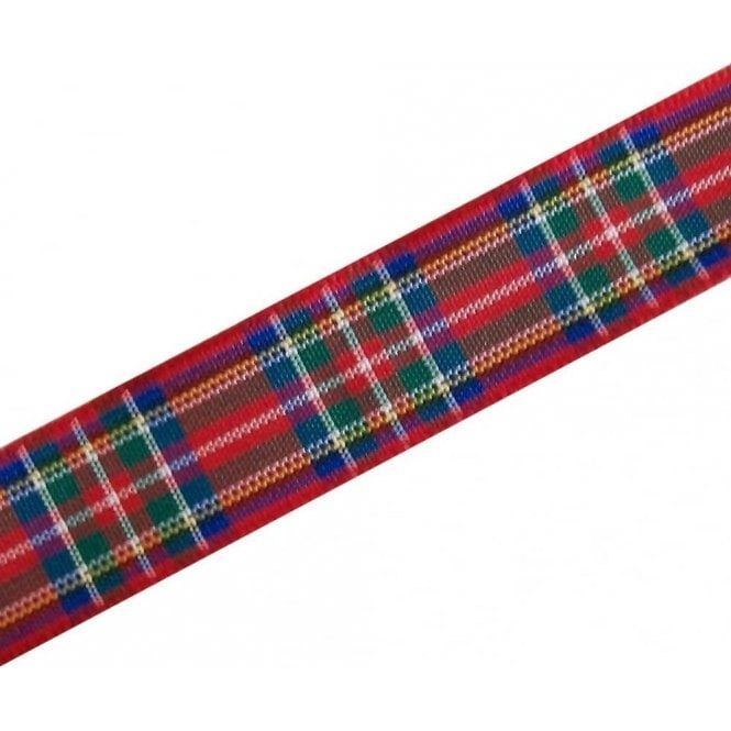 Union Jack Wear Royal Stewart Red Tartan Ribbon