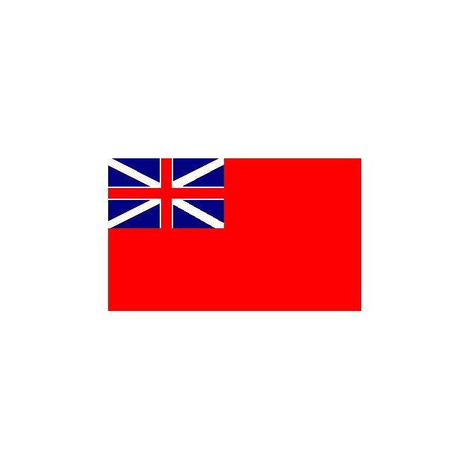 Red Ensign Flag 5' x 3'