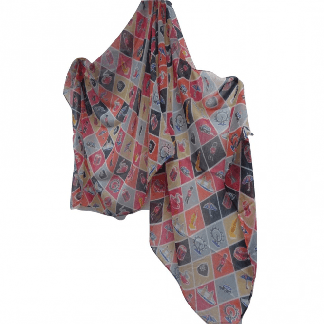 Union Jack Wear London Icon Scarve