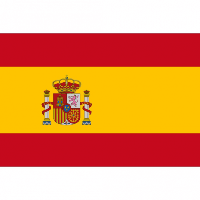 Spanish National Flag 5' x 3'